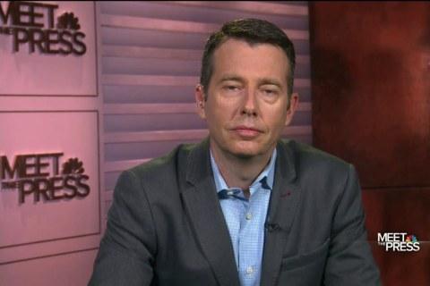 Ex-Obama Campaign Manager David Plouffe Calls Donald Trump a 'Psychopath'