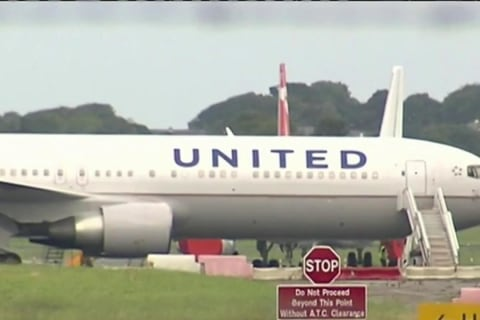 United Airlines Jet Hits Turbulence, Diverted to Ireland; 12 Hurt
