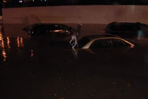 Flash Flooding Hits Kansas City