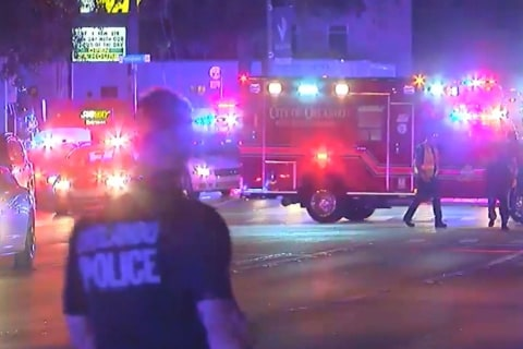 Police Release 911 Calls From Orlando Nightclub Massacre