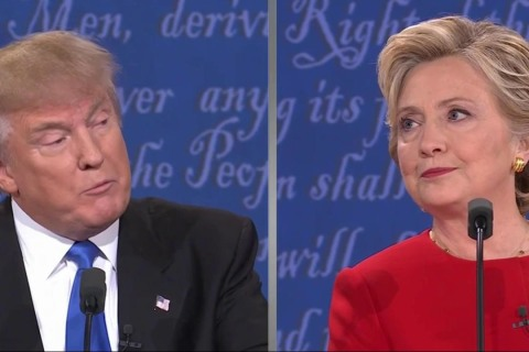 Watch the Full First Presidential Debate