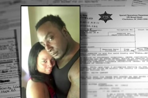 Wife of Keith Scott Had Filed for a Protective Order, Documents Show