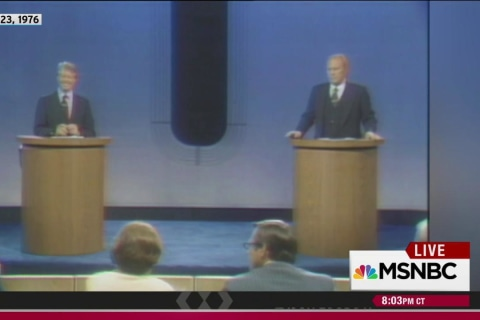 Weirdness Is Nothing New at Presidential Debates