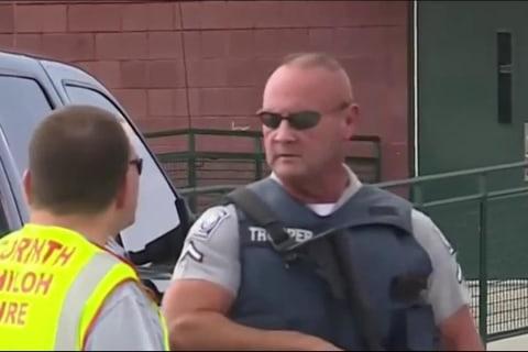 Police: Suspect in custody in SC school shooting