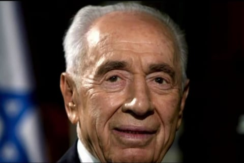 Shimon Peres, One of Israel's Founding Fathers, Dies at Age 93