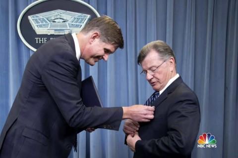 NBC News Chief Pentagon Correspondent Jim Miklaszewski Retires
