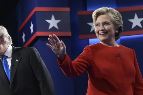 Top Moments From Trump and Clinton's First Debate