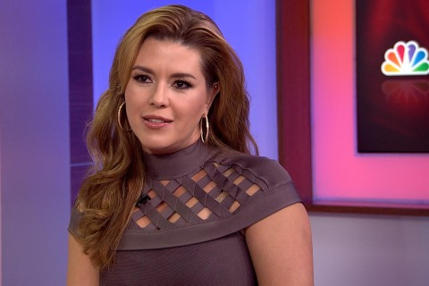 Former Miss Universe Alicia Machado Says Trump's Name-Calling Was 'Normal for Him'