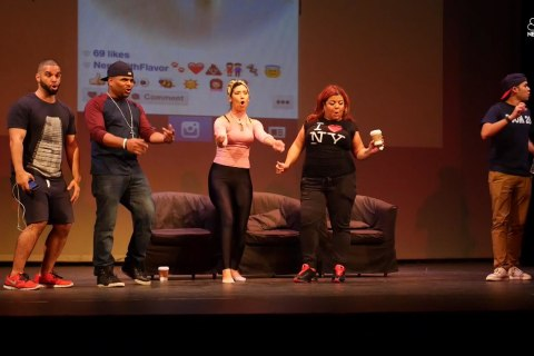 Room 28 Comedy Troupe Highlights Latino Millennial Humor