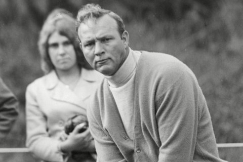 'The King' in Action: See Arnold Palmer Play in His Prime