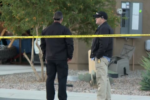 Border Patrol Agent Killed in Exchange of Gunfire With Arizona Police