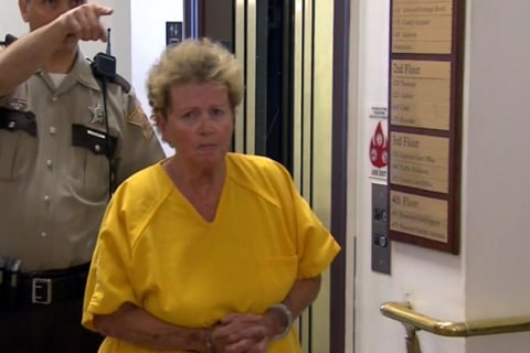 Trail Of Blood Leads To Accused Killer