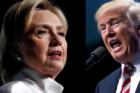 Donald Trump, Hillary Clinton set to debate; 100M viewers expected