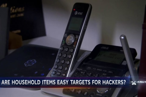 Could Household Items Be Behind a Major Internet Hack?