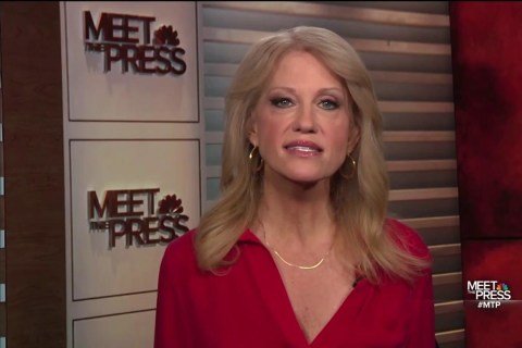 Conway Defends Trump's Claims of a 'Rigged Election'
