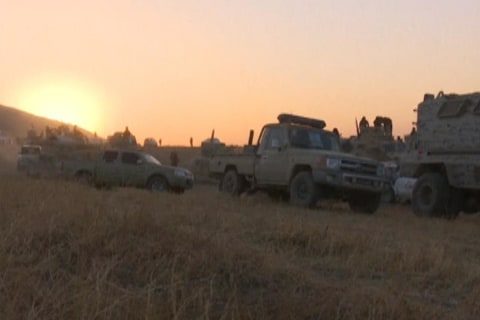 Dozens of Towns, Villages Liberated From ISIS Rule