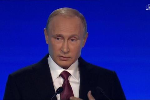 Putin: 'Is the U.S. a Banana Republic?'