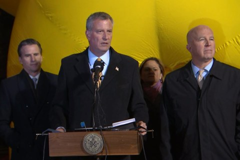New York Mayor: No Evidence of Credible Threat Against Parade