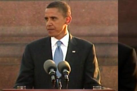 Hear Barack Obama's Rousing 2008 Berlin Speech