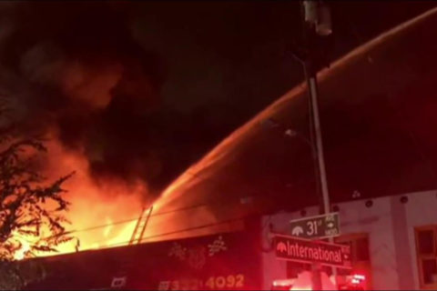 Death toll in Oakland fire expected to grow