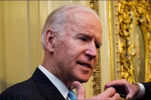 Vice President Joe Biden Hints at 2020 Run
