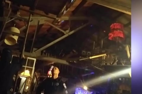 Video Shows Inside of Oakland Warehouse Before Deadly Fire