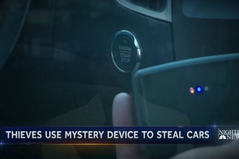 Consumer Alert: Thieves Getting into Vehicles Using Remote Car Keys