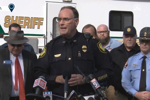 GA Official: Dead Shooting Suspect 'Wreaked Havoc On This Community'
