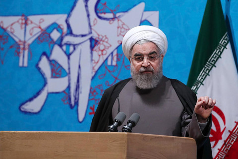 Iran Won't Allow Trump to Rip Up Nuclear Deal, Rouhani Says