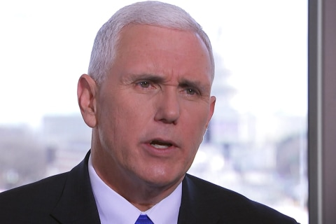 Pence: 'Confident' Tom Price Allegations Will Amount to Nothing