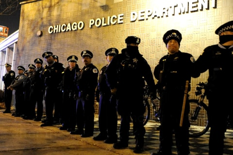 Chicago Police Have a Pattern of Using Excessive Force