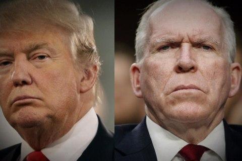 CIA director John Brennan slams Trump for recent intelligence accusations