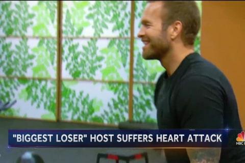 'BIGGEST LOSER' TRAINER BOB HARPER SUFFERS HEART ATTACK