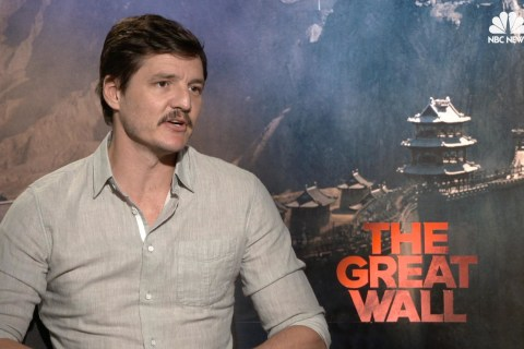 Actor Pedro Pascal: We're Past Time 'When We Have to Change Our Name'