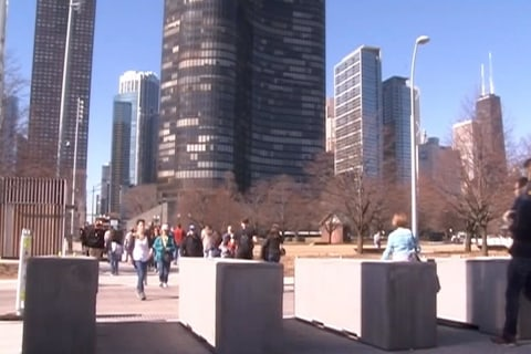 Chicago Sings the No Snow Blues