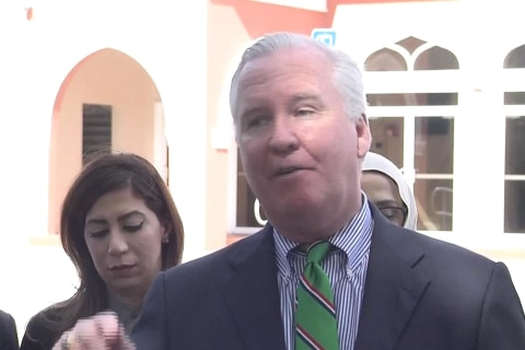Tampa Mayor Reacts to Mosque Arson