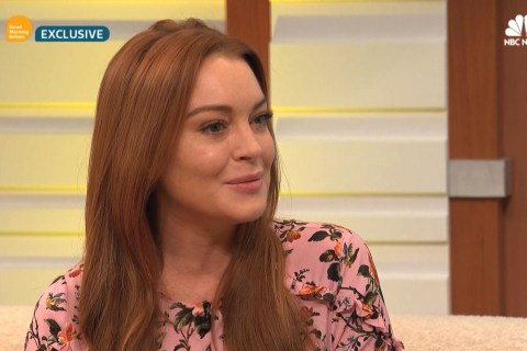 Lindsay Lohan: I Was 'Racially Profiled' For Wearing a Headscarf
