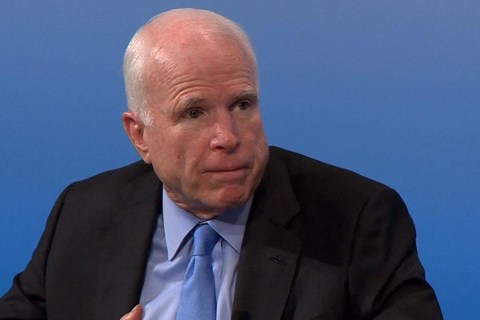 John McCain: 'This Administration Is in Disarray'