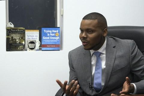 Meet the First Black Mayor of Stockton, California