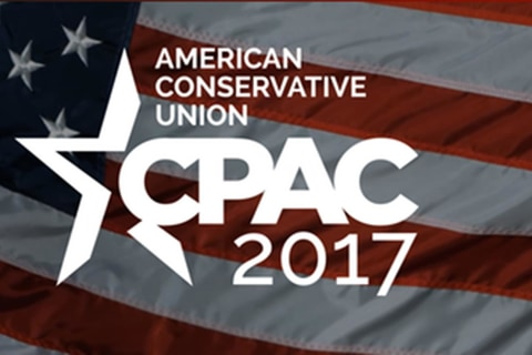 Watch Live: President Trump, Wayne LaPierre and More Speak at the Conservative Political Action Conference