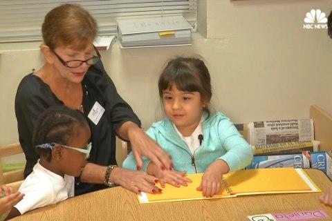Miami Organization Offers Unique Experience for Blind Children