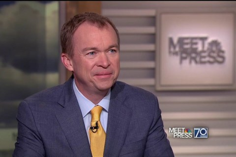 Full Mulvaney: 'Washington Won' on GOP Health Bill Fallout