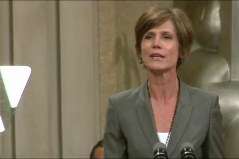 White House Denies Trying to Block Sally Yates From Testifying on Russia