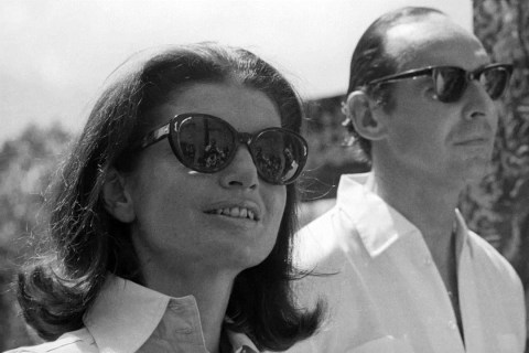 Love Letters Between Jackie Onassis and British Ambassador Sold at Auction