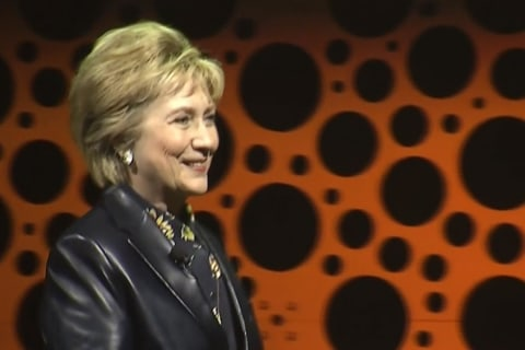 Clinton: 'How Could They Not Have Invited Any Women to the Table?'