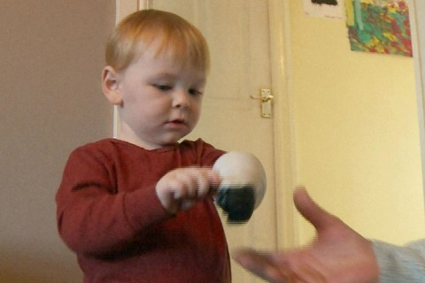 Dad Makes Bionic Arm for Amputee Son Using 3-D Printer