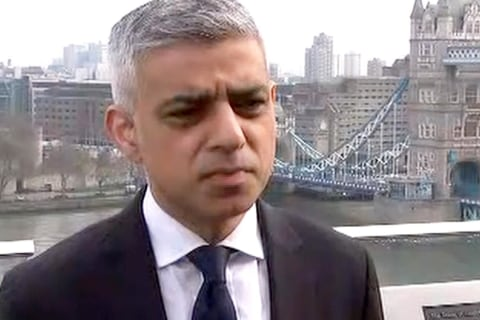 London Mayor: We Will Not Be Cowed by Terrorists
