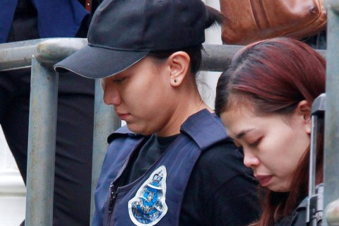 Women Accused of Kim Jong Nam's Nerve Agent Murder Appear in Court