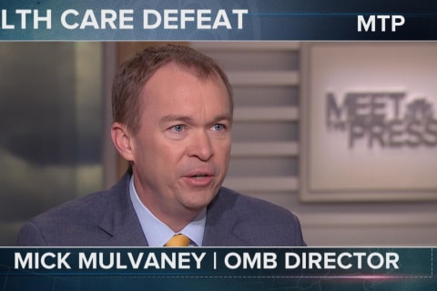 Health Care Defeat Proves Washington is Broken