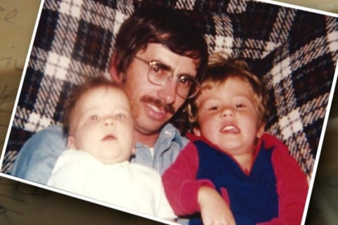 Dad's Long-Lost Goodbye Letters Come Home